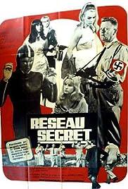 Réseau secret Poster