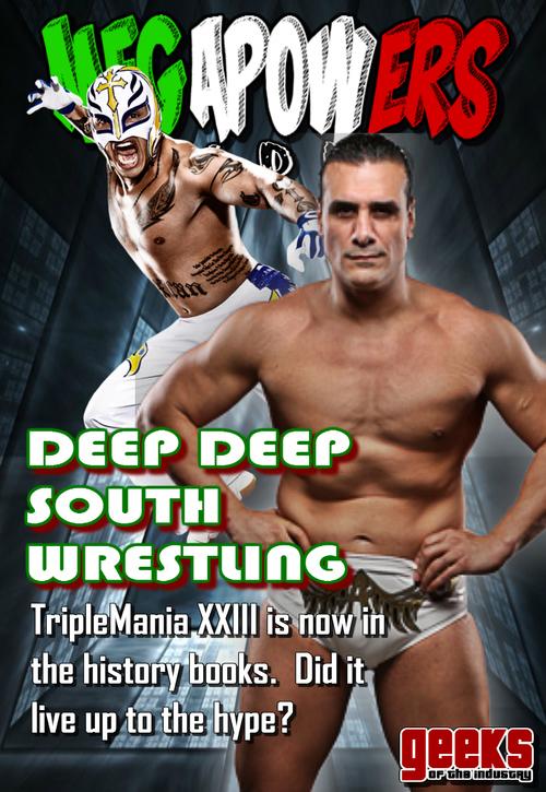 Deep South Wrestling (2006)