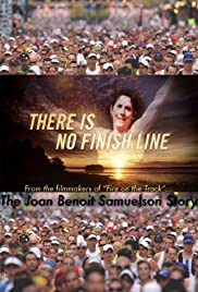There Is No Finish Line Poster