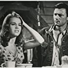 Jane Fonda and Laurence Harvey in Walk on the Wild Side (1962)