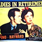 Louis Hayward and Ida Lupino in Ladies in Retirement (1941)