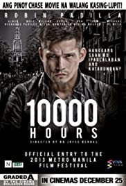 10000 Hours Poster