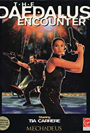 The Daedalus Encounter Poster