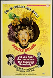 Did You Hear the One About the Traveling Saleslady? Poster