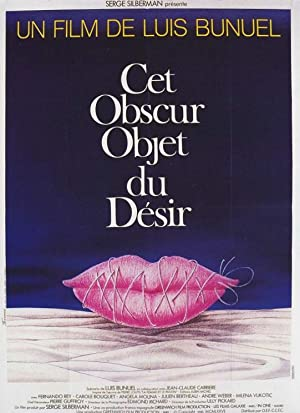 That Obscure Object of Desire Pelicula Poster