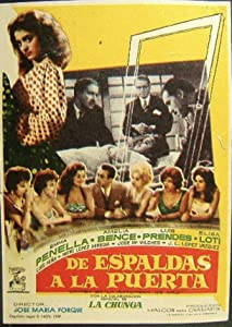 De espaldas a la puerta Spain
