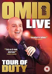 Watch free mobile movie Omid Djalili: Tour of Duty [1280x720]
