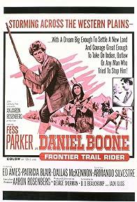 Primary photo for Daniel Boone: Frontier Trail Rider