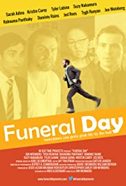 Funeral Day Poster