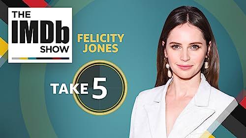 Why Felicity Jones Idolizes Wednesday Adams and Katharine Hepburn