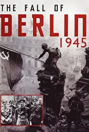 The Fall of Berlin Poster