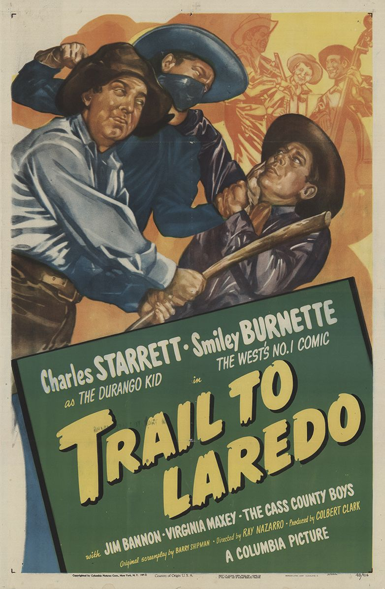 Trail to Laredo