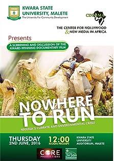 Nowhere to Run: Nigeria's Climate and Environmental Crisis (2015)