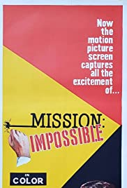 Mission Impossible Versus the Mob(1969) Poster - Movie Forum, Cast, Reviews