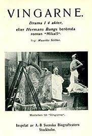 Vingarne Poster