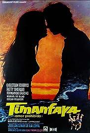 Timanfaya (Amor prohibido) Poster