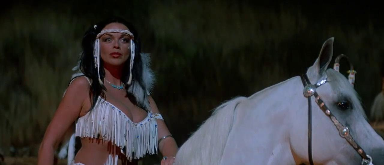 Raven De La Croix In The Lost Empire 1984