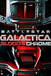 Primary photo for Battlestar Galactica: Blood & Chrome