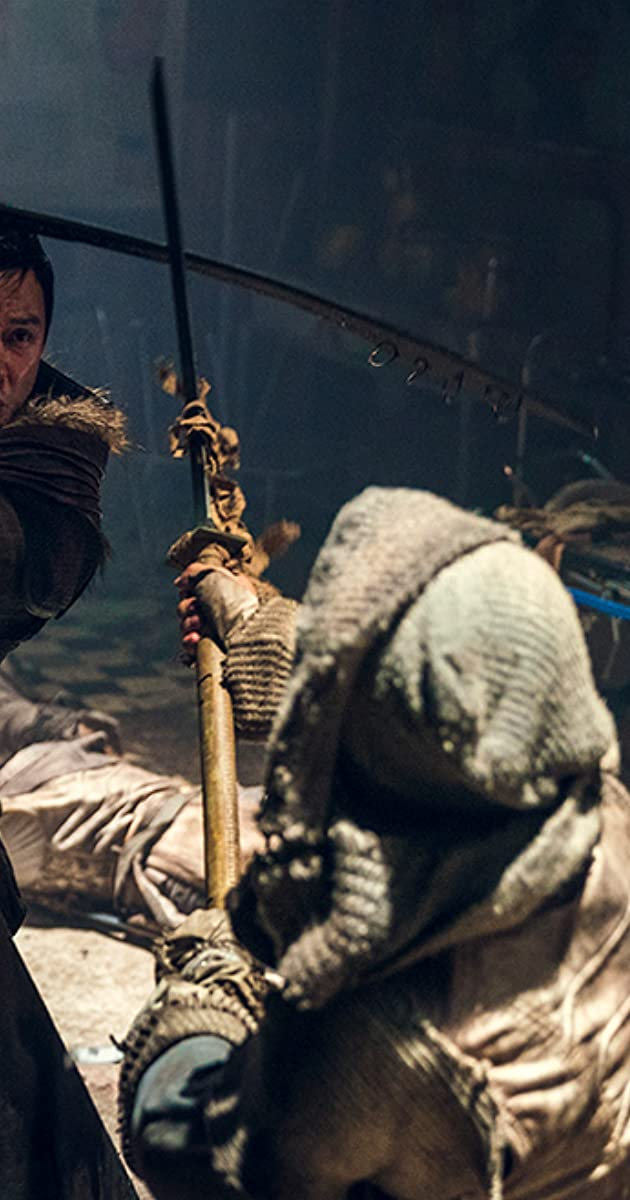 Into The Badlands Chapter Xx Blind Cannibal Assassins Tv