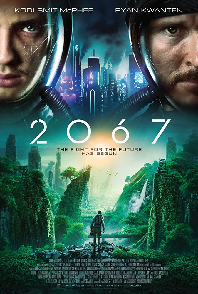 2067 2020 English 720p HDRip 798MB | 350MB Download