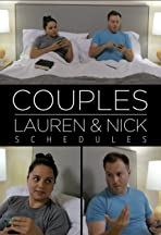 Couples: Lauren & Nick - Schedules