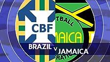 Brasil contra Jamaica