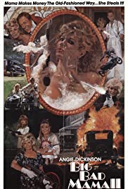 Big Bad Mama II (1987) Poster - Movie Forum, Cast, Reviews
