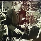 Tom Breneman, Hedda Hopper, and Alice Cooper in Breakfast in Hollywood (1946)