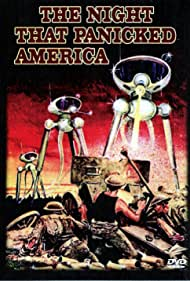 The Night That Panicked America (1975) Poster - Movie Forum, Cast, Reviews