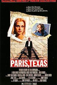 Nastassja Kinski, Harry Dean Stanton, and Hunter Carson in Paris, Texas (1984)