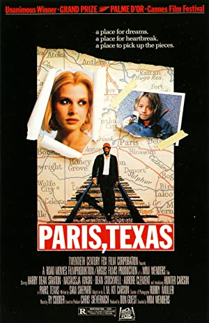 Movie Paris, Texas (1984)
