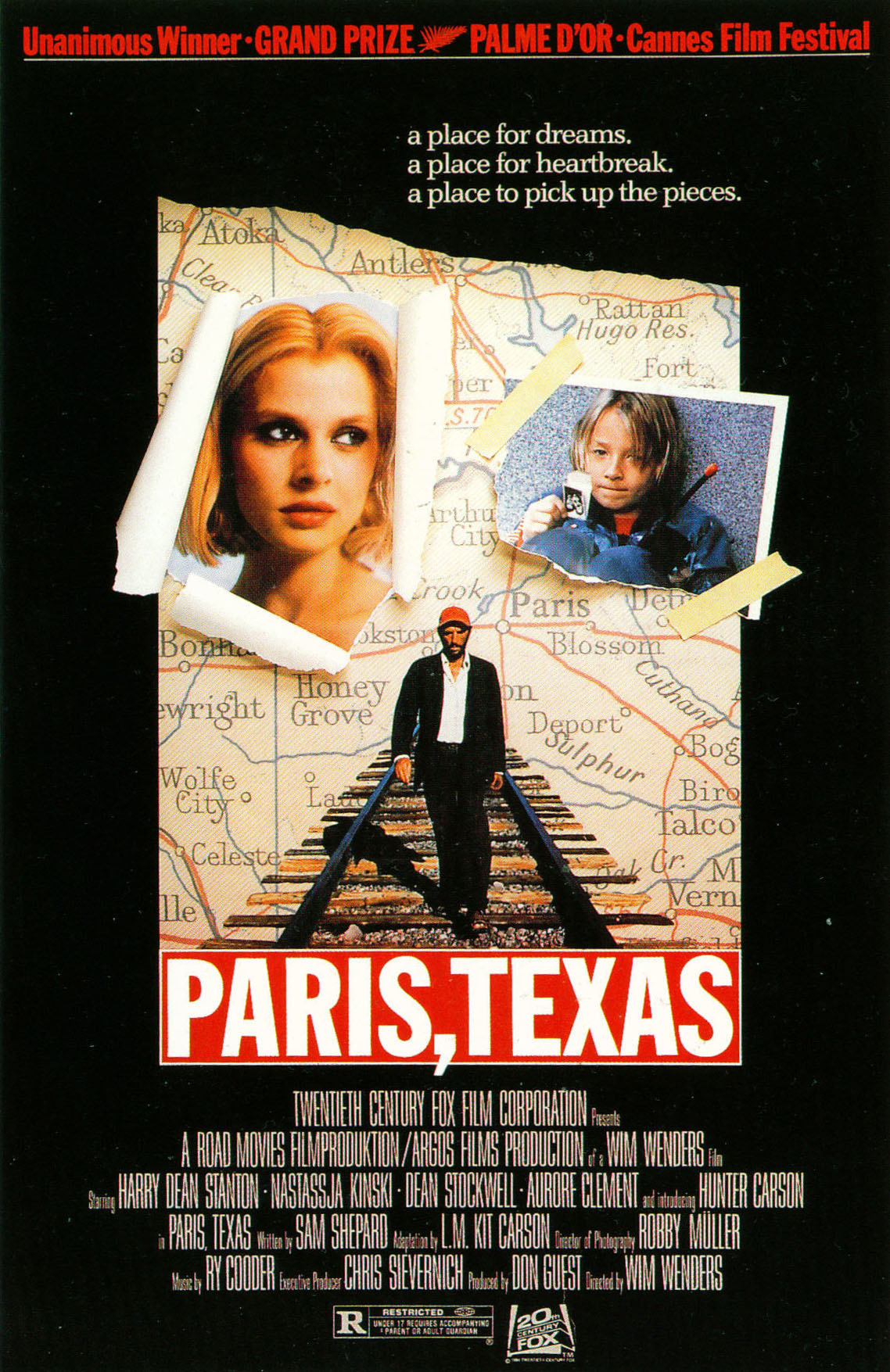 Paris, Texas (1984) BluRay 720p & 1080p