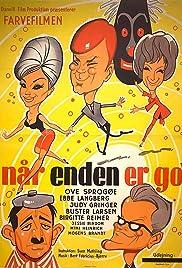 Når enden er go' Poster