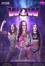 Women of Wrestling Poster