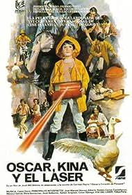 Óscar, Kina y el láser (1978)