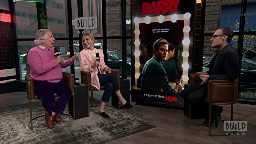 BUILD: Henry Winkler And Sarah Goldberg's Take On Her Character,, In HBO's Barry