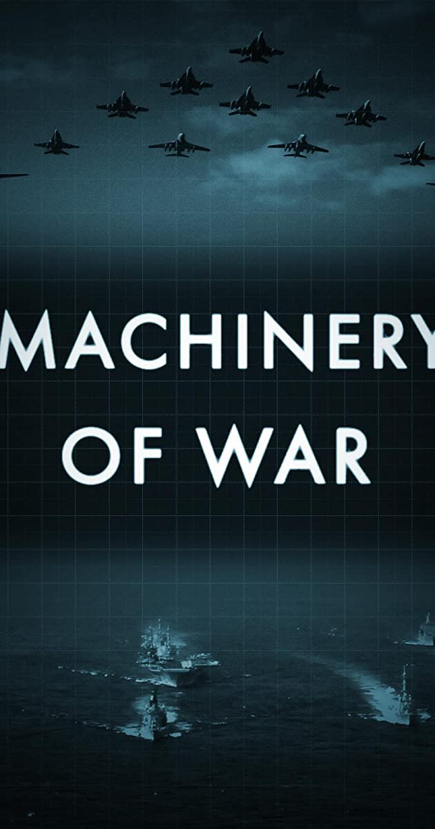 descarga gratis la Temporada 1 de Machinery Of War o transmite Capitulo episodios completos en HD 720p 1080p con torrent