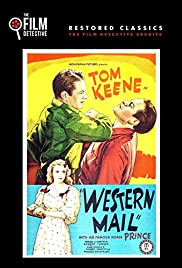 Western Mail Poster