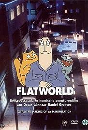 Flatworld Poster
