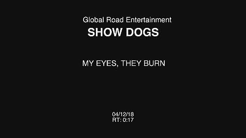 My Eyes They Burn