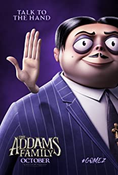 Oscar Isaac in The Addams Family (2019)