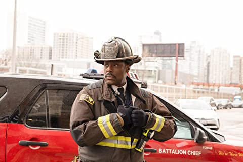 Chicago Fire 8×14 – Apágalo