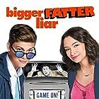 Barry Bostwick, Jodelle Ferland, and Ricky Garcia in Big Fat Liar 2 (2017)