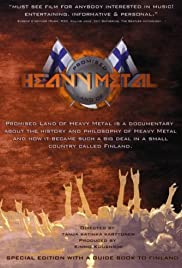 Promised Land of Heavy Metal Poster