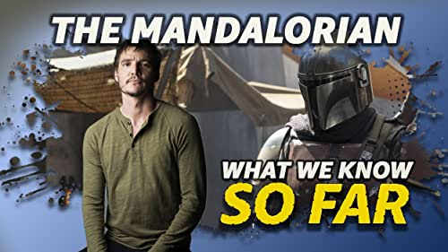 """What We Know About """"The Mandalorian""""... So Far"""