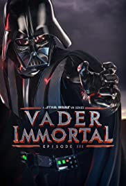 Vader Immortal: A Star Wars VR Series - Episode III Poster