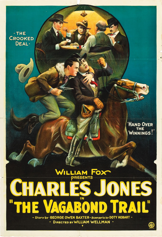 Buck Jones in The Vagabond Trail (1924)