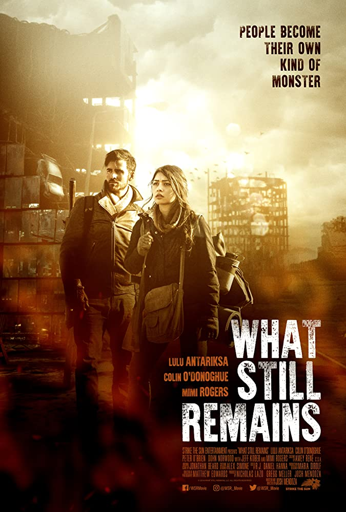 What Still Remains (2018) English 480p HDRip x264 300mb ESubs