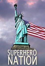 Superhero Nation Poster