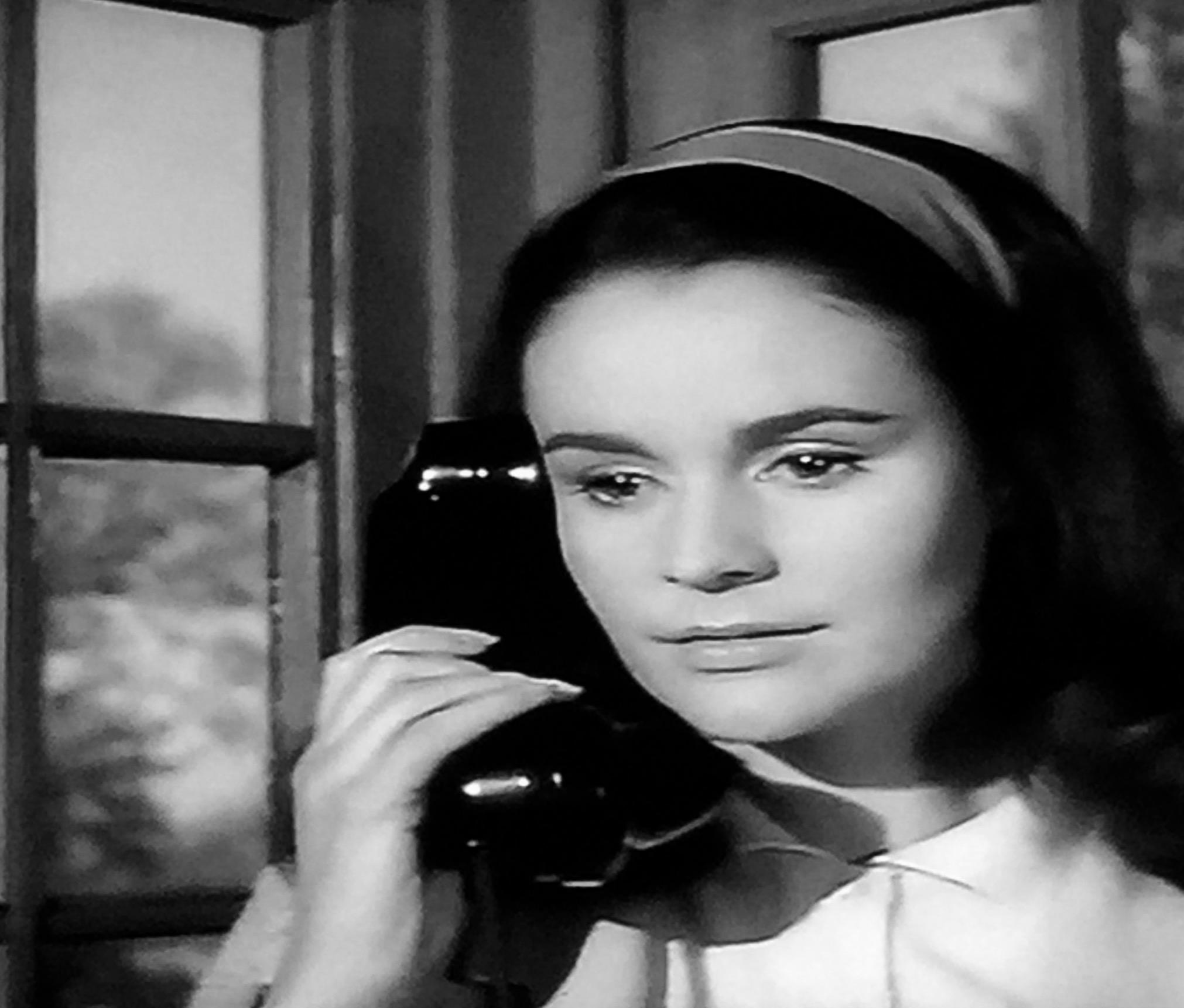 Christina Gregg in Don't Talk to Strange Men (1962)